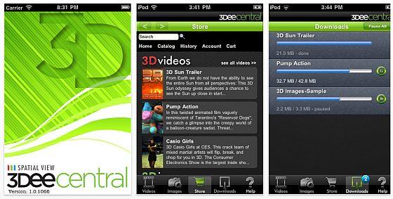 §DeeCentral iPhone App